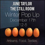 Still-Room Pop-up