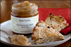 Gravenstein Apple Fruit Butter